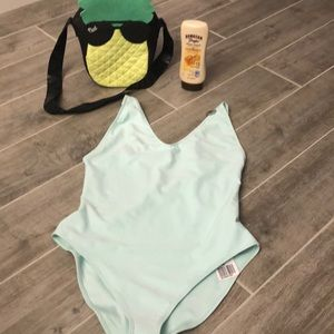 Other - New with tags one piece bathing suit